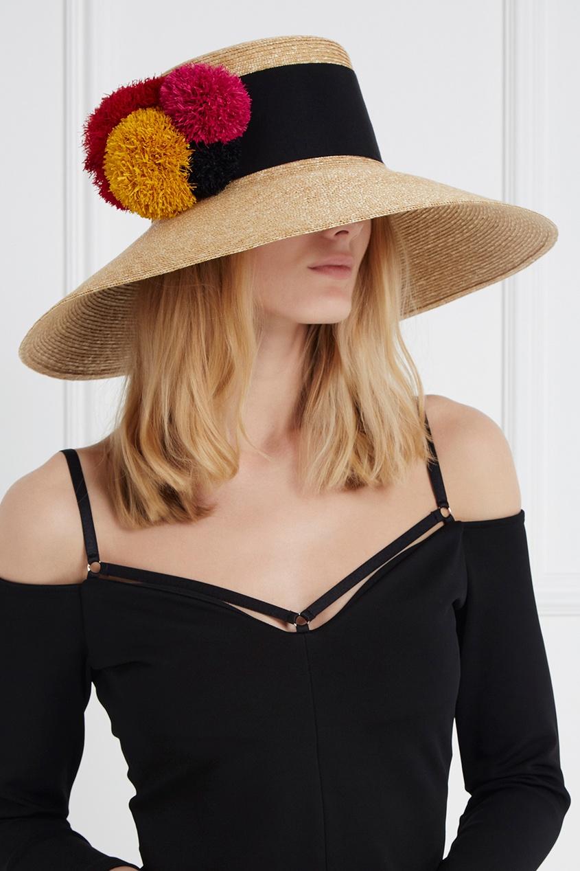 Соломенная шляпа Mirasol