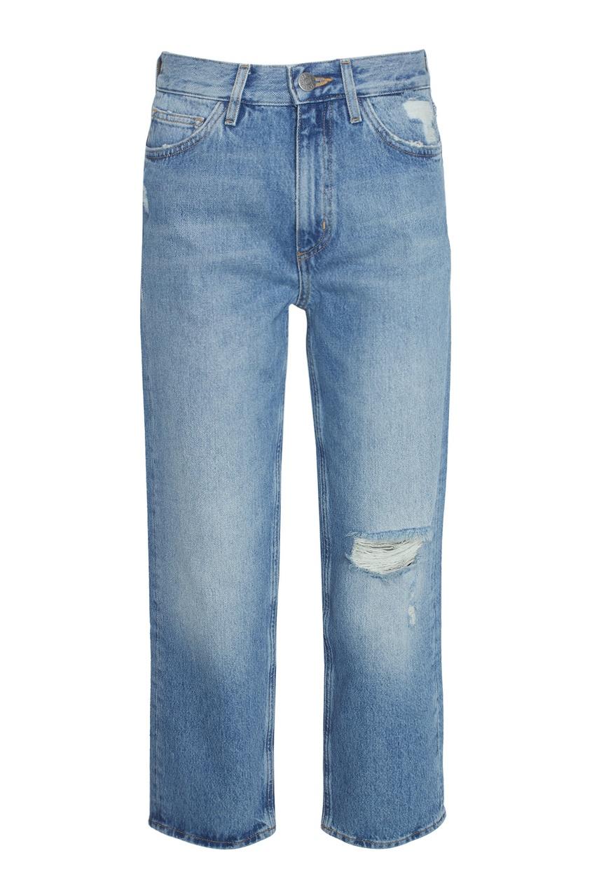 MiH jeans Укороченные джинсы mih jeans укороченные джинсы