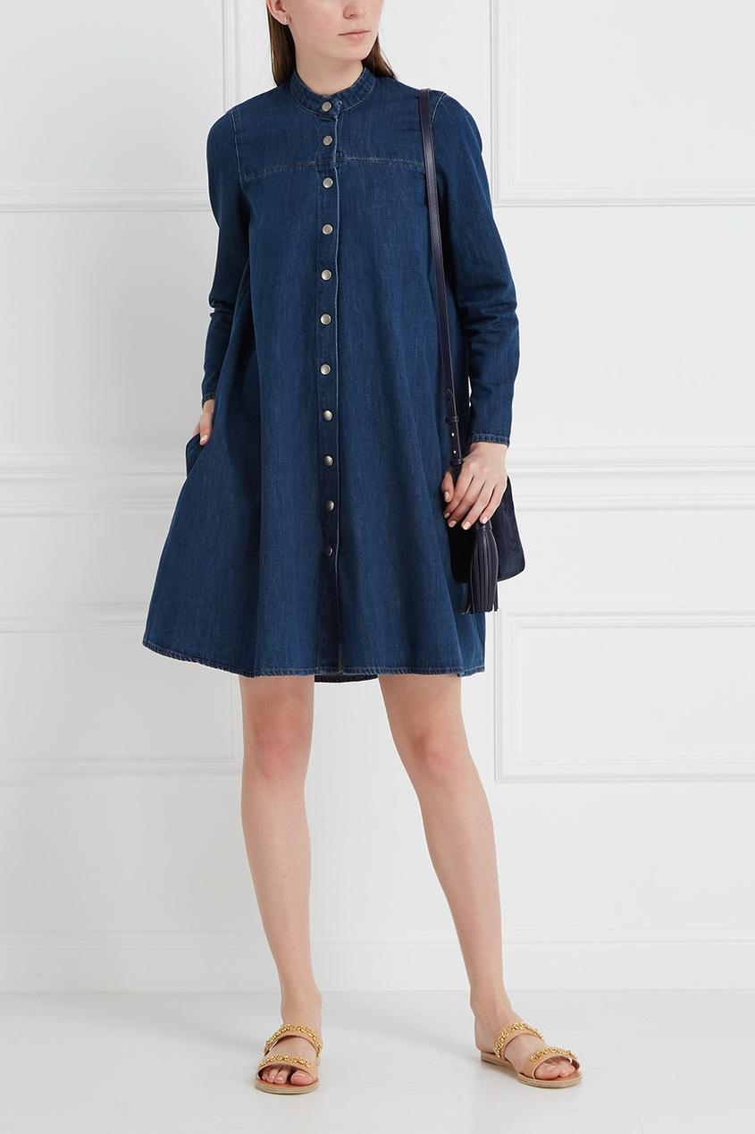 MiH jeans Джинсовое платье Tove