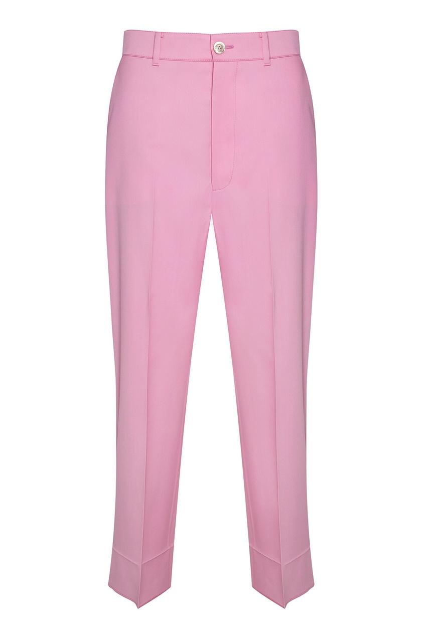 Gucci Шерстяные брюки miacompany шерстяные носочки розовые