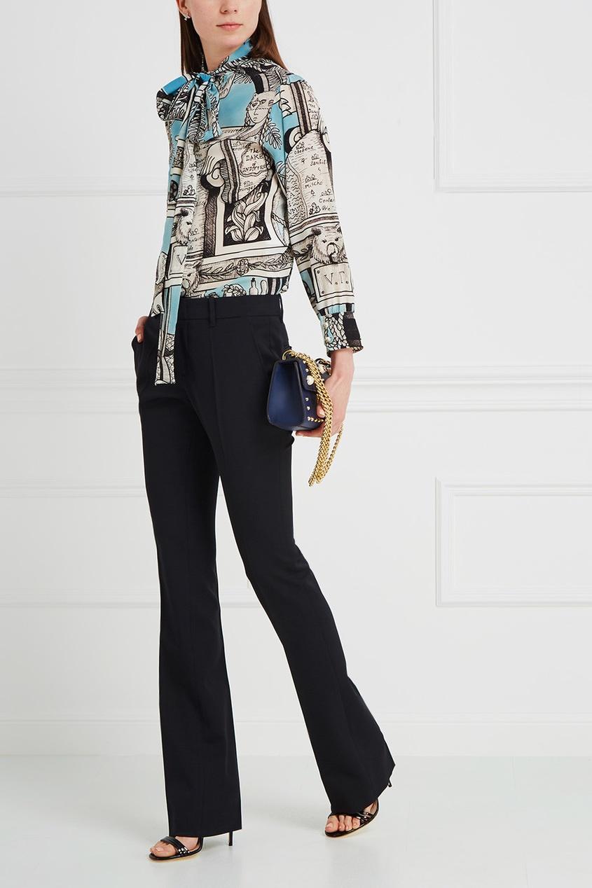 Gucci Кожаные босоножки