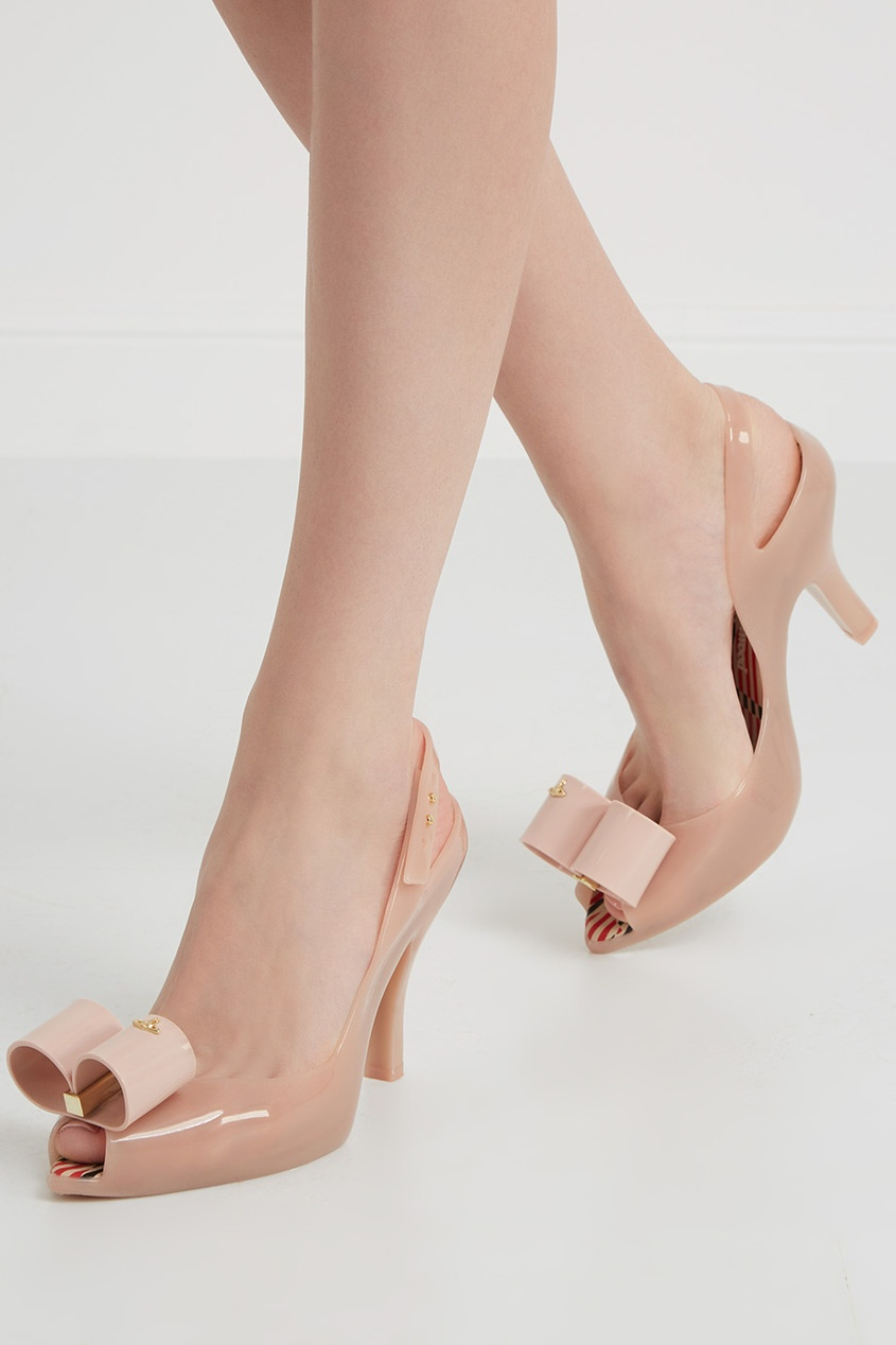 Melissa x Vivienne Westwood Anglomania Однотонные туфли