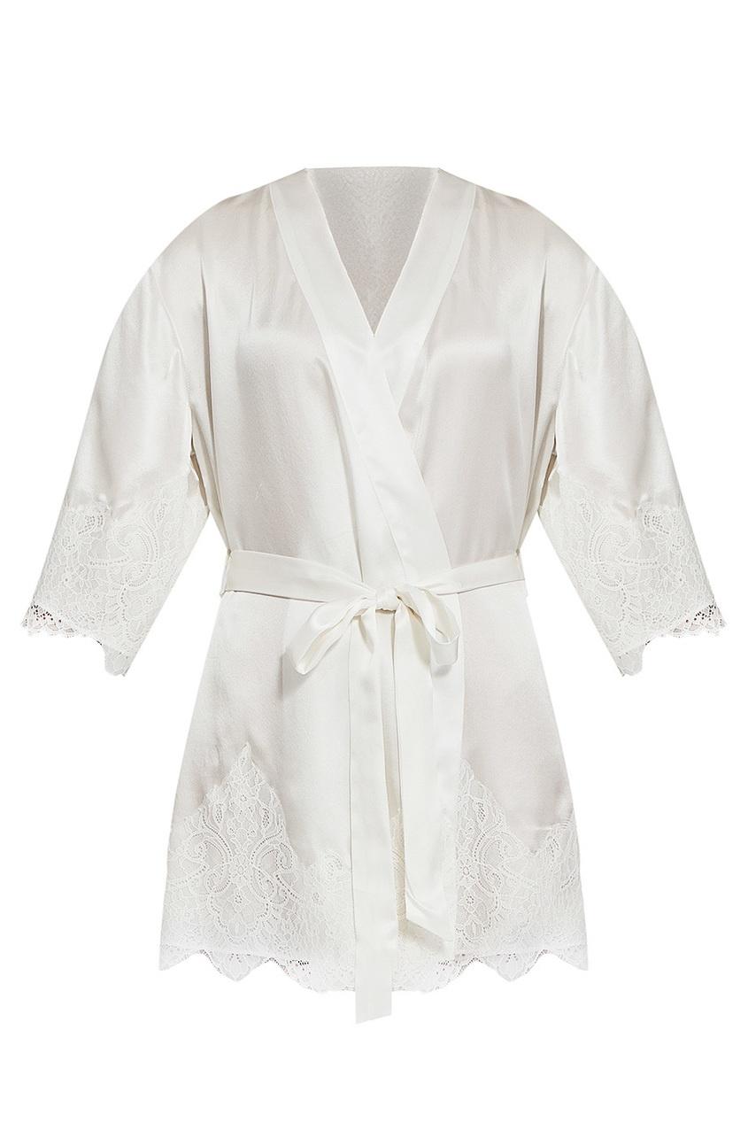 Vanilla Шелковый халат