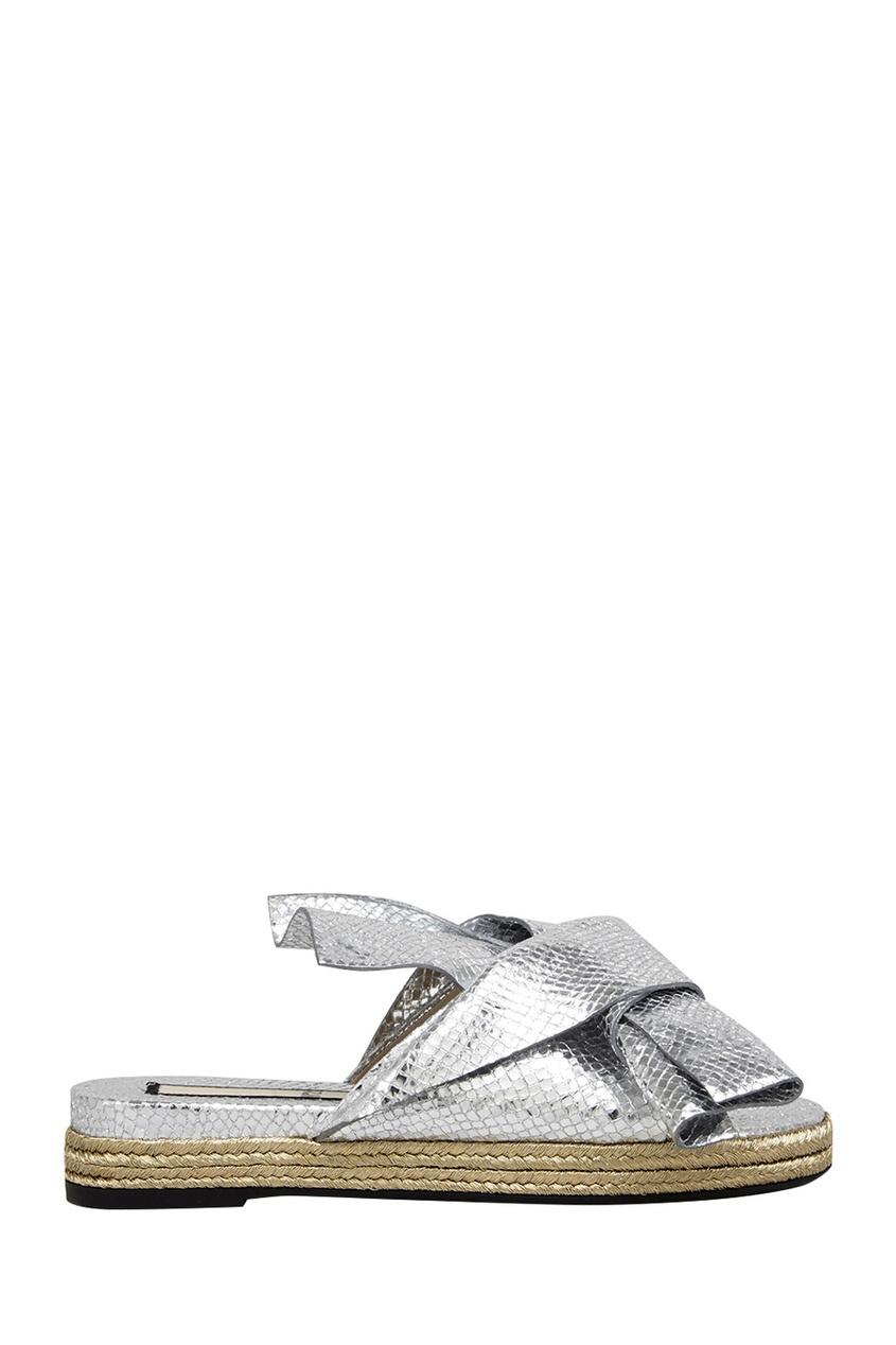 Кожаные сандалии Italo