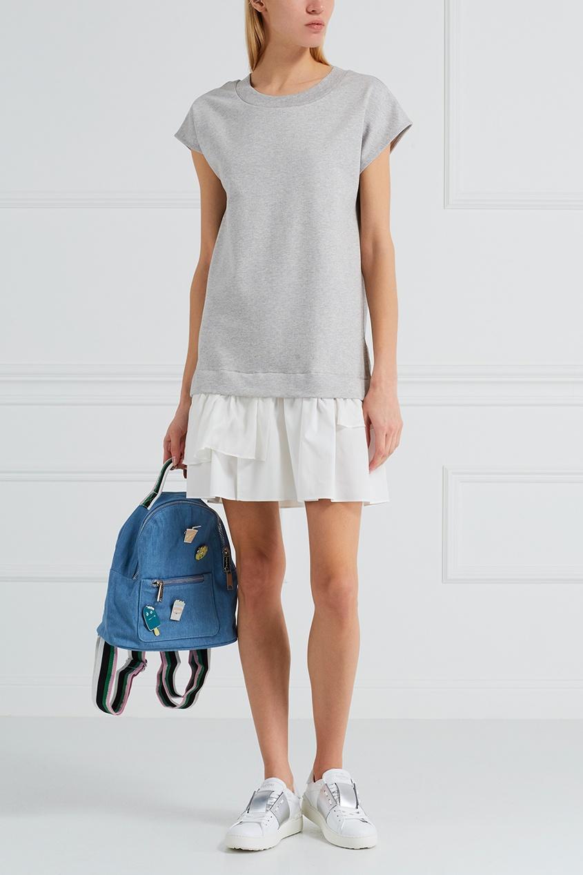 Рюкзак из денима Harlo