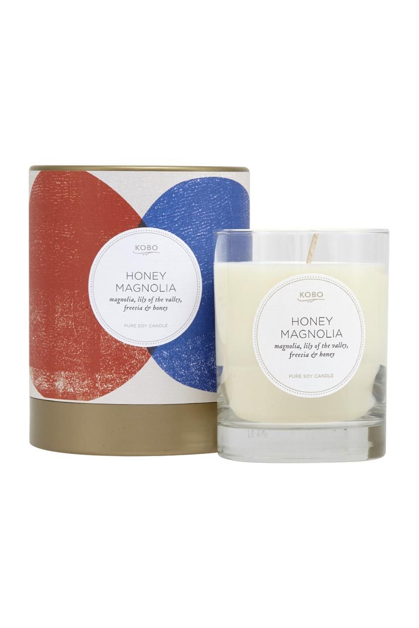 Ароматическая свеча Honey Magnolia