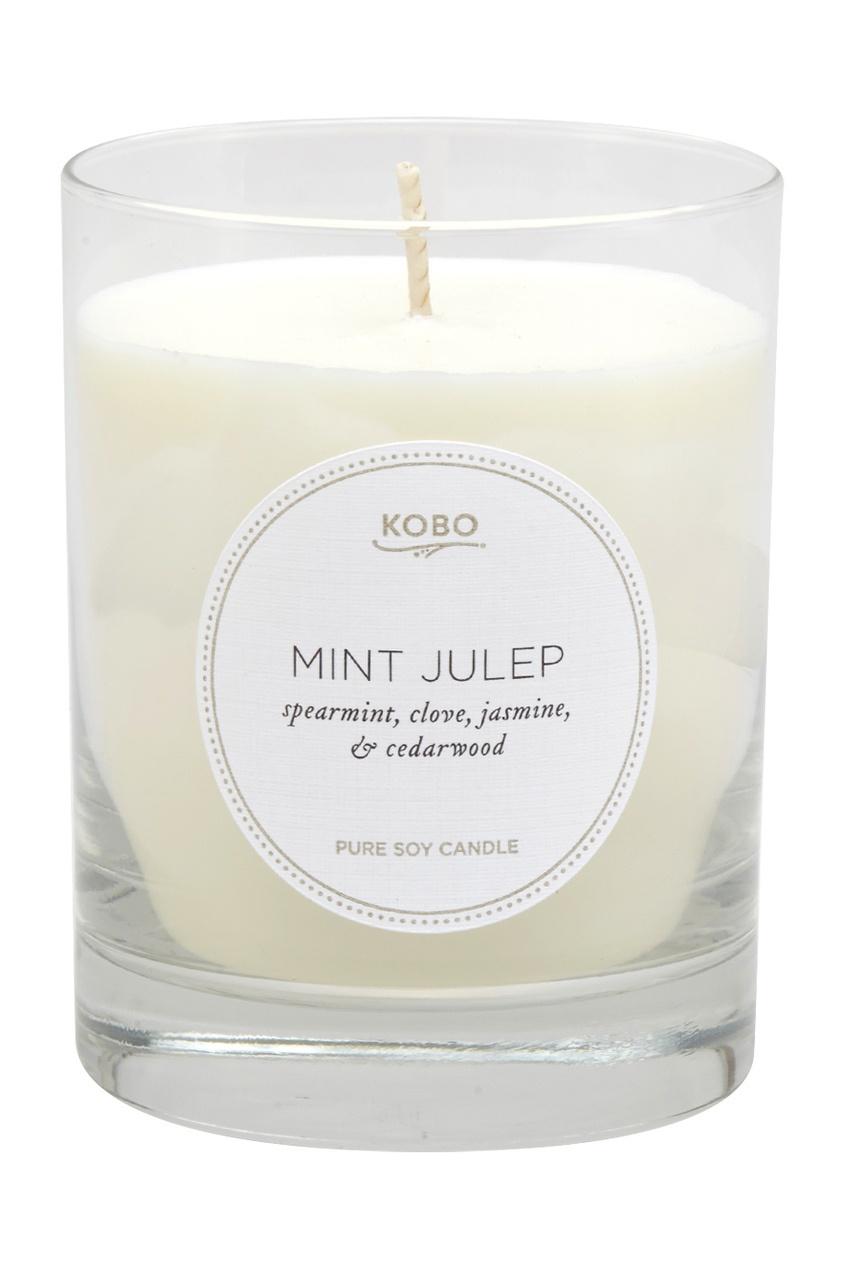 Ароматическая свеча Mint Julep