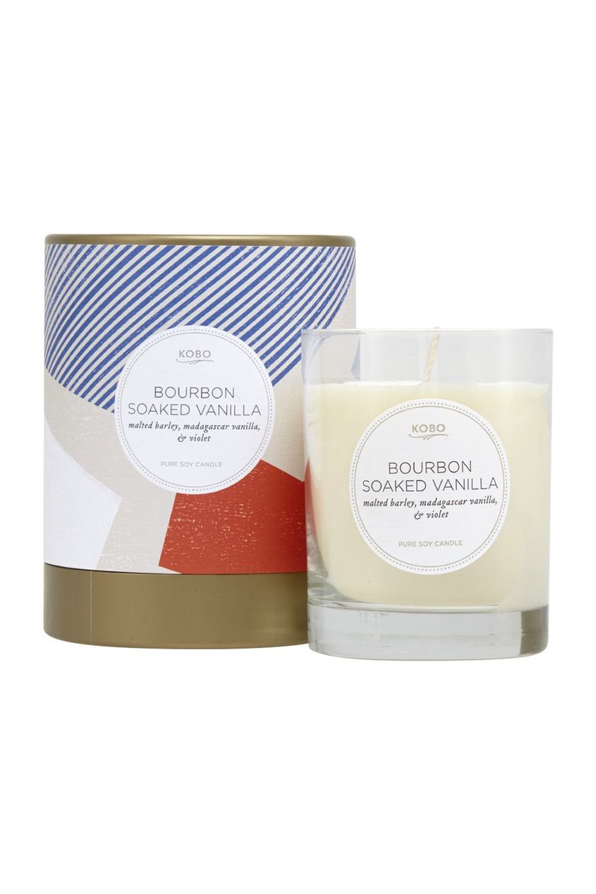 Ароматическая свеча Bourbon Soaked Vanilla