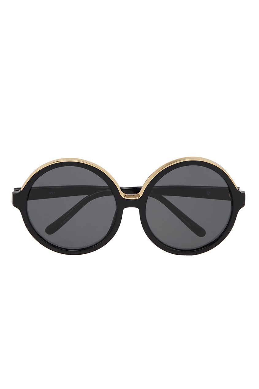 Linda Farrow Солнцезащитные очки Linda Farrow Х No.21 linda farrow розовые солнцезащитные очки linda farrow x no 21