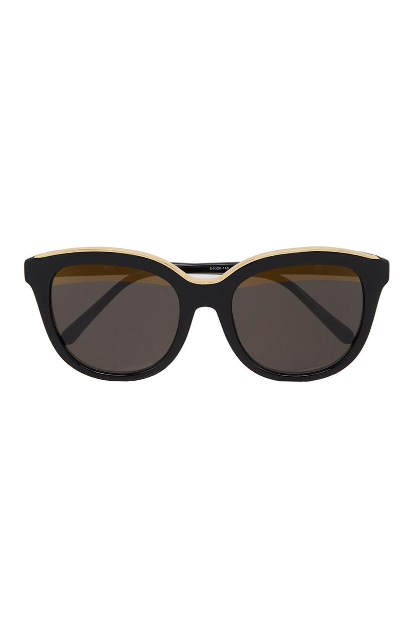 Linda Farrow Солнцезащитные очки Linda Farrow Х No.21 linda farrow солнцезащитные очки linda farrow х no 21