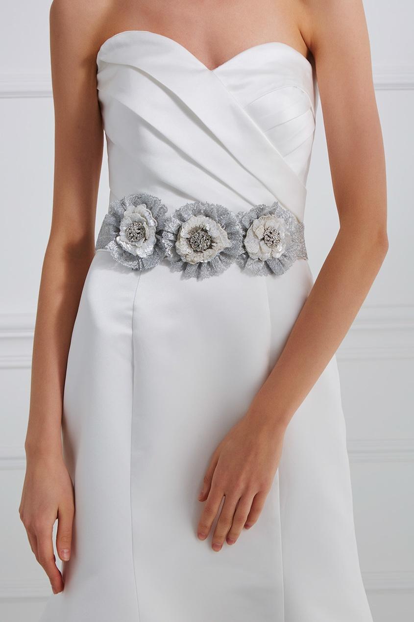 Helen Miller Кружевной пояс отдельно корсет для свадебного платья