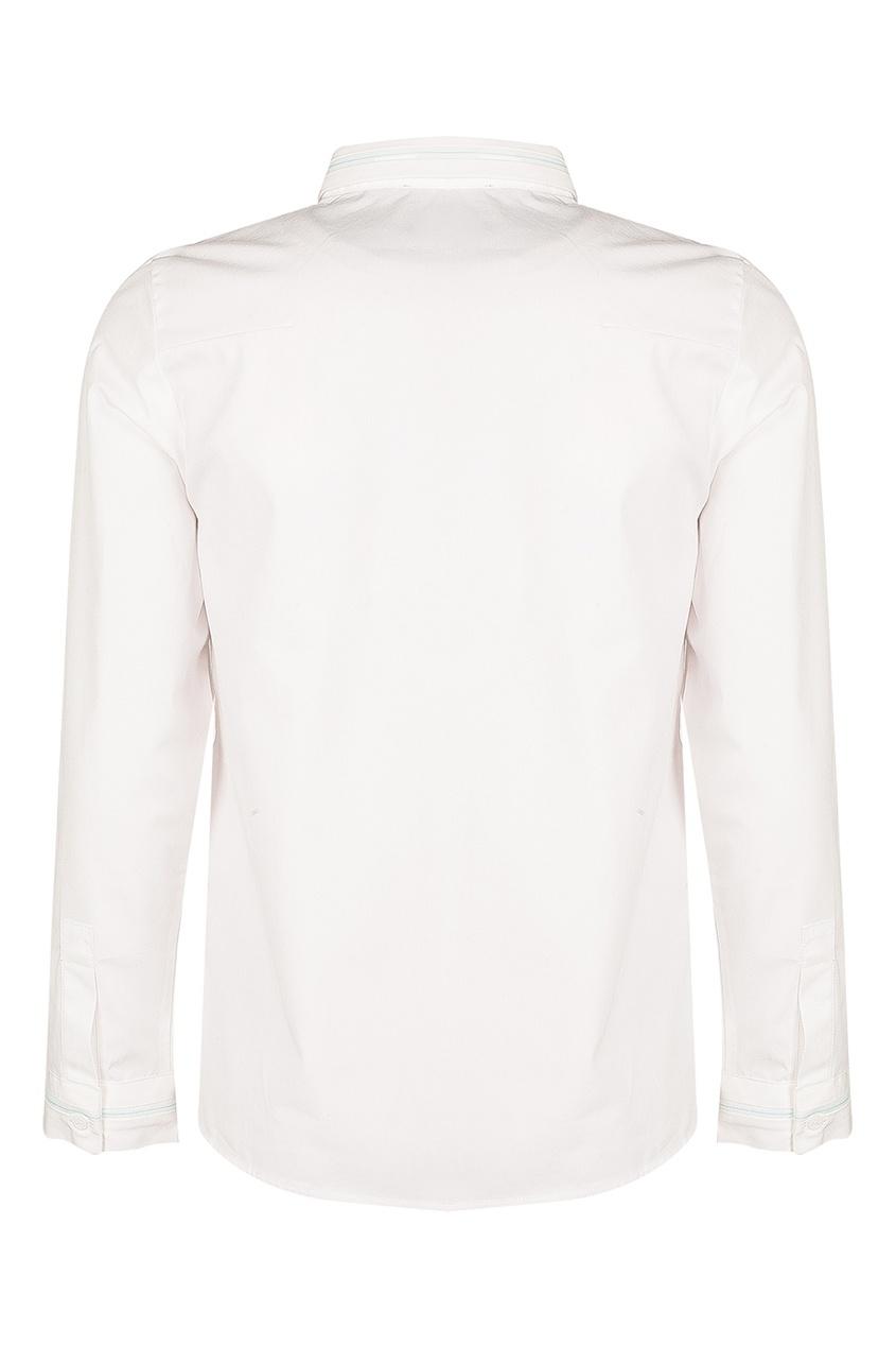 Dior Children Хлопковая рубашка gucci children хлопковая рубашка