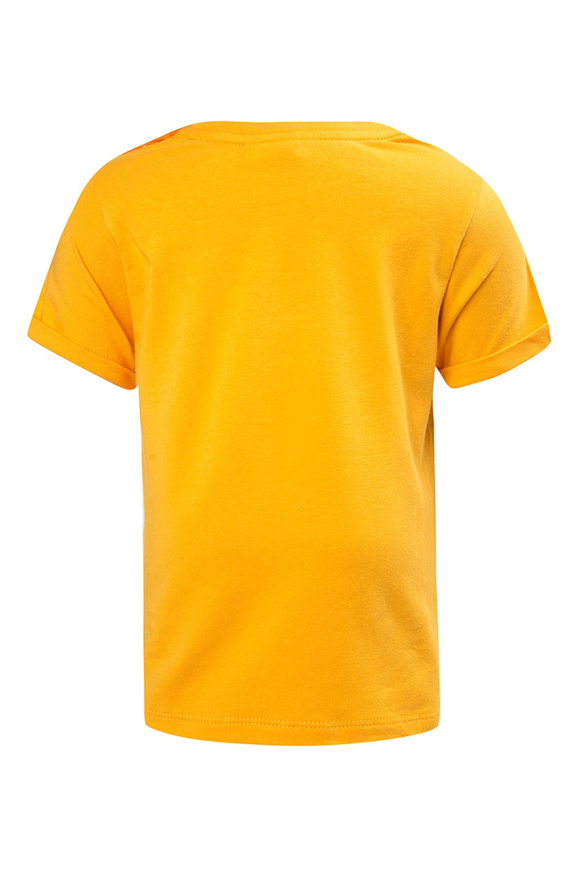 футболка детская fendi fendi 2015 2 14 Fendi Children Хлопковая футболка