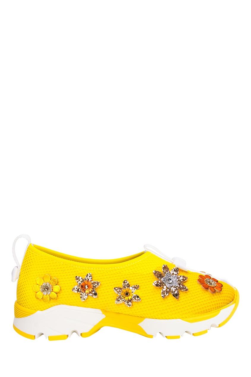 Dior Children Кроссовки кроссовки dior кроссовки