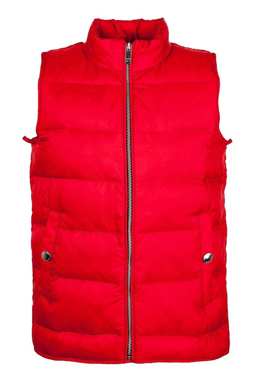 Комплект из куртки и пухового жилета