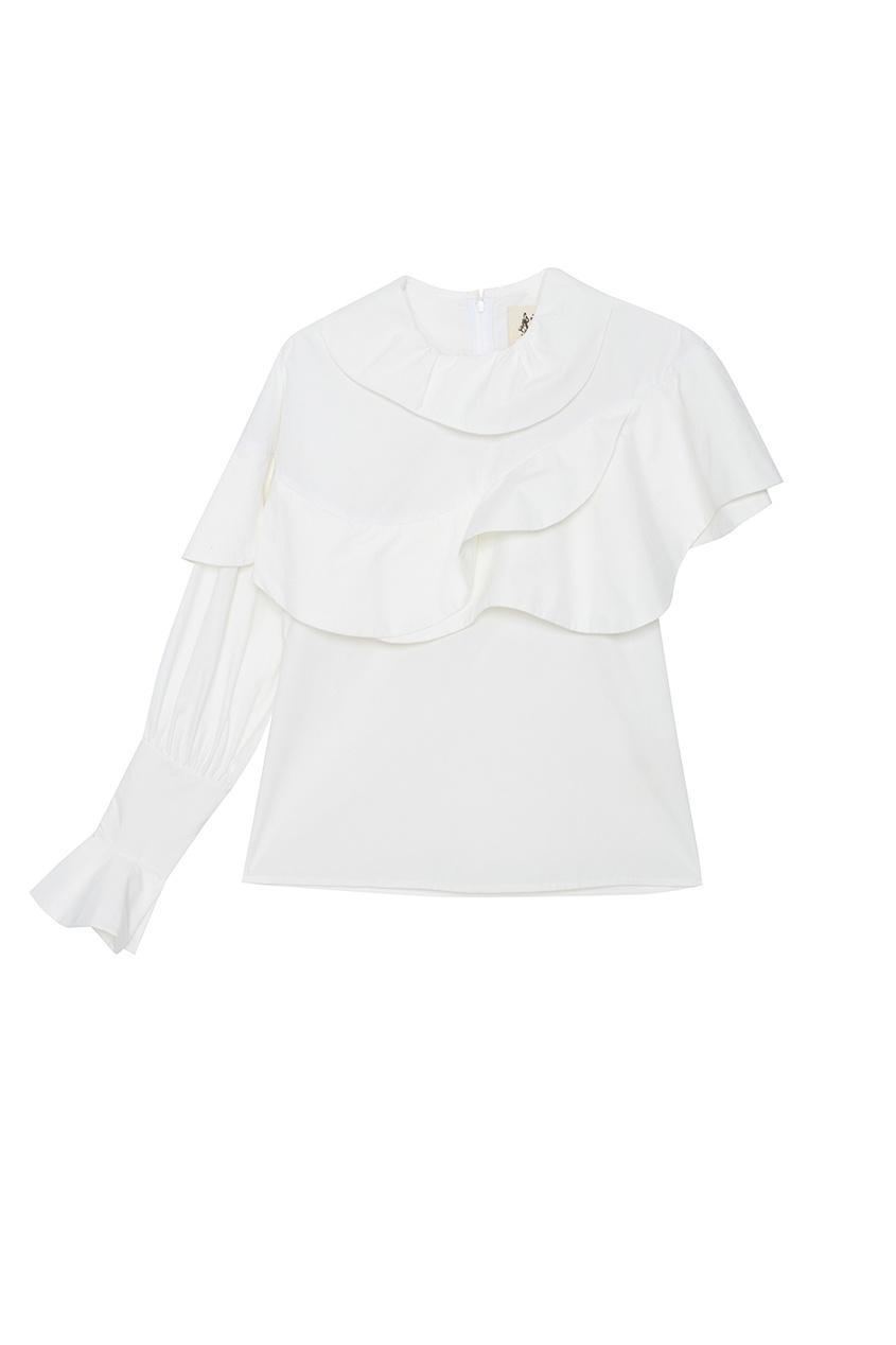 Хлопковая блузка Jellyfish