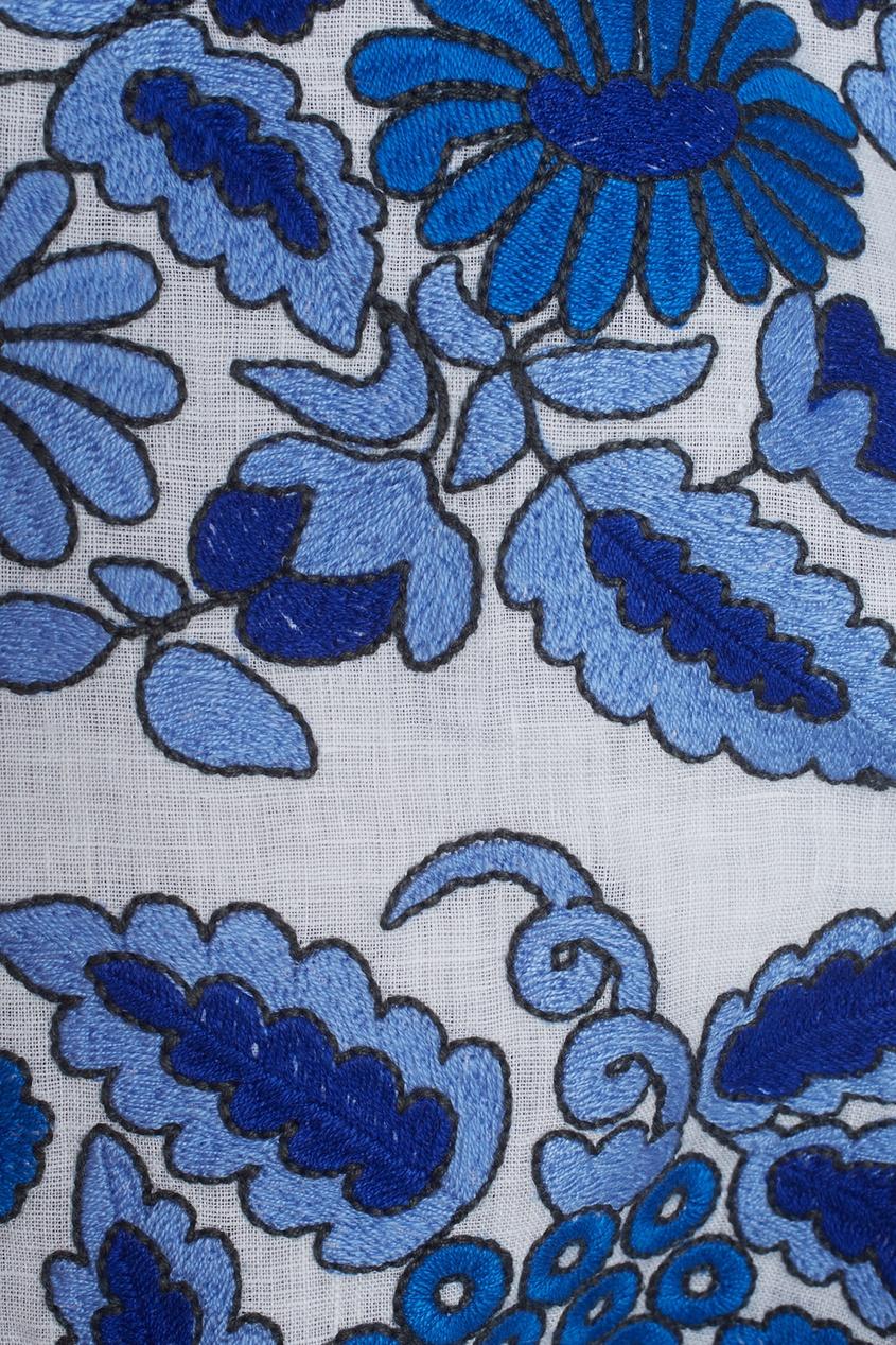 Льняное платье Grapevine