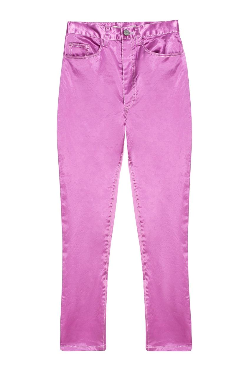 Marc Jacobs Однотонные брюки-скинни