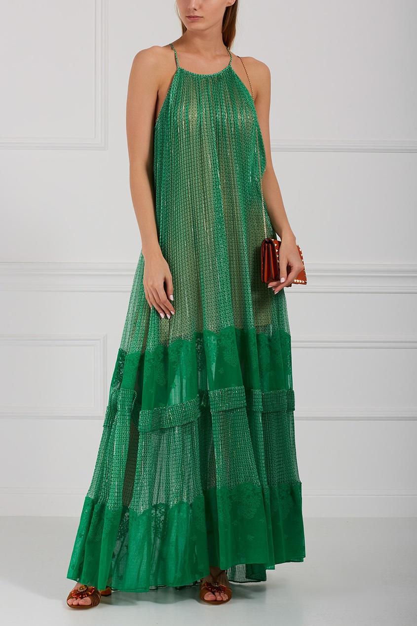Шелковое платье Joy