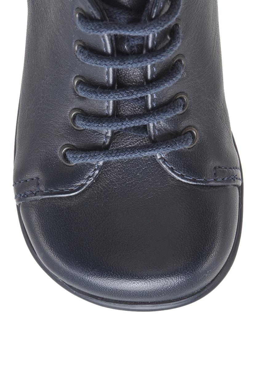Кожаные ботинки-дерби Nioupi Primo