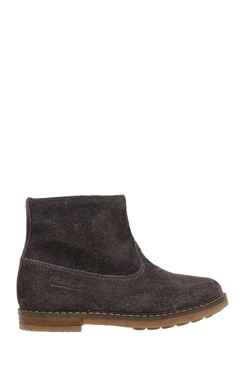 Замшевые ботинки Trip Boots