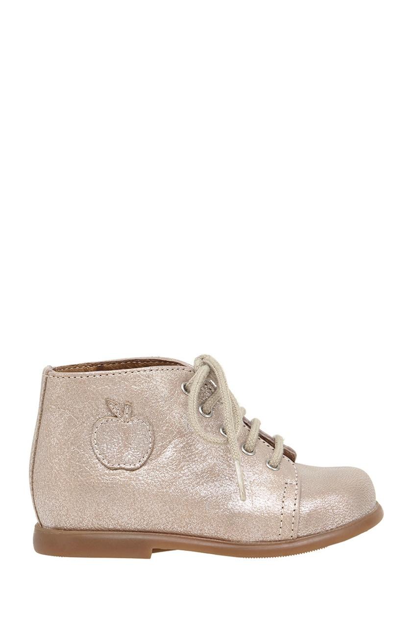 Кожаные ботинки Nioupi Primo