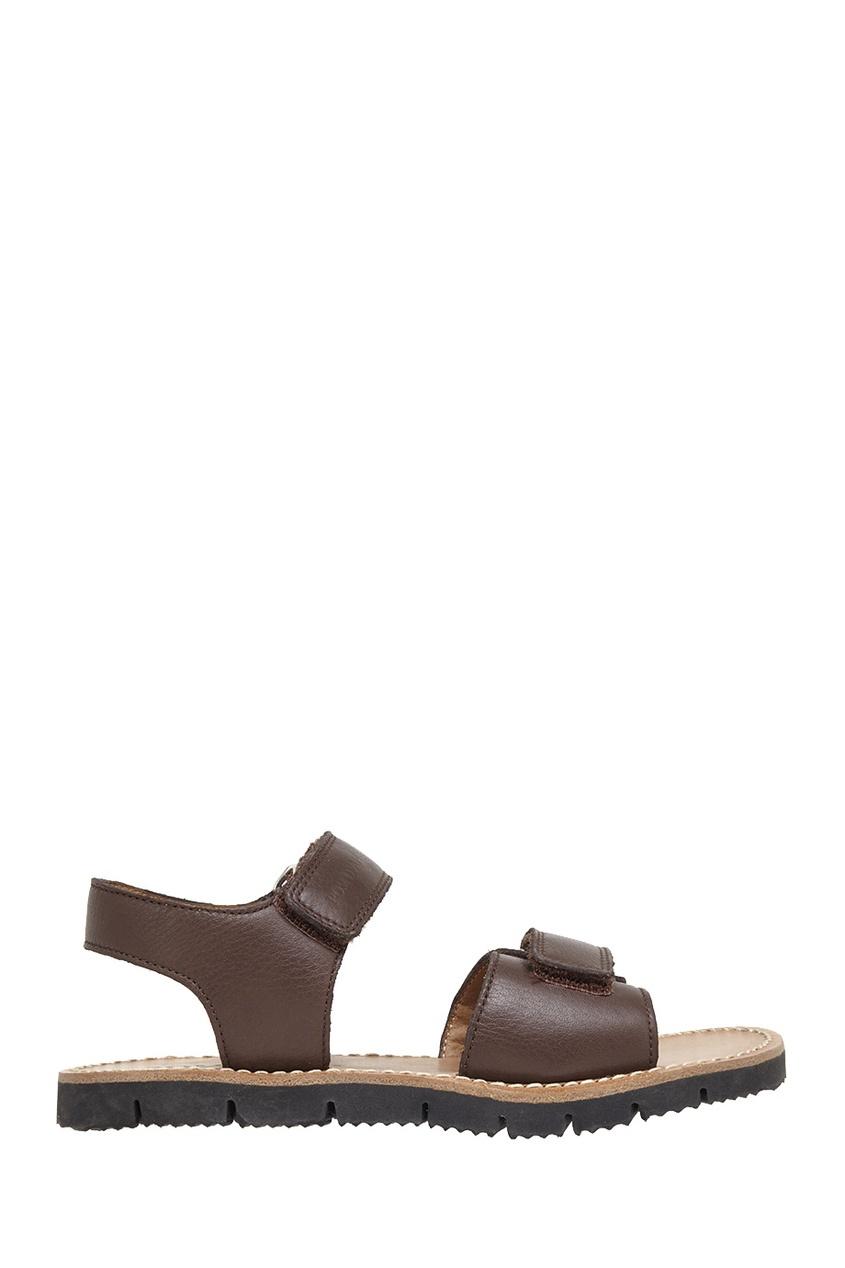 Кожаные сандалии Axess