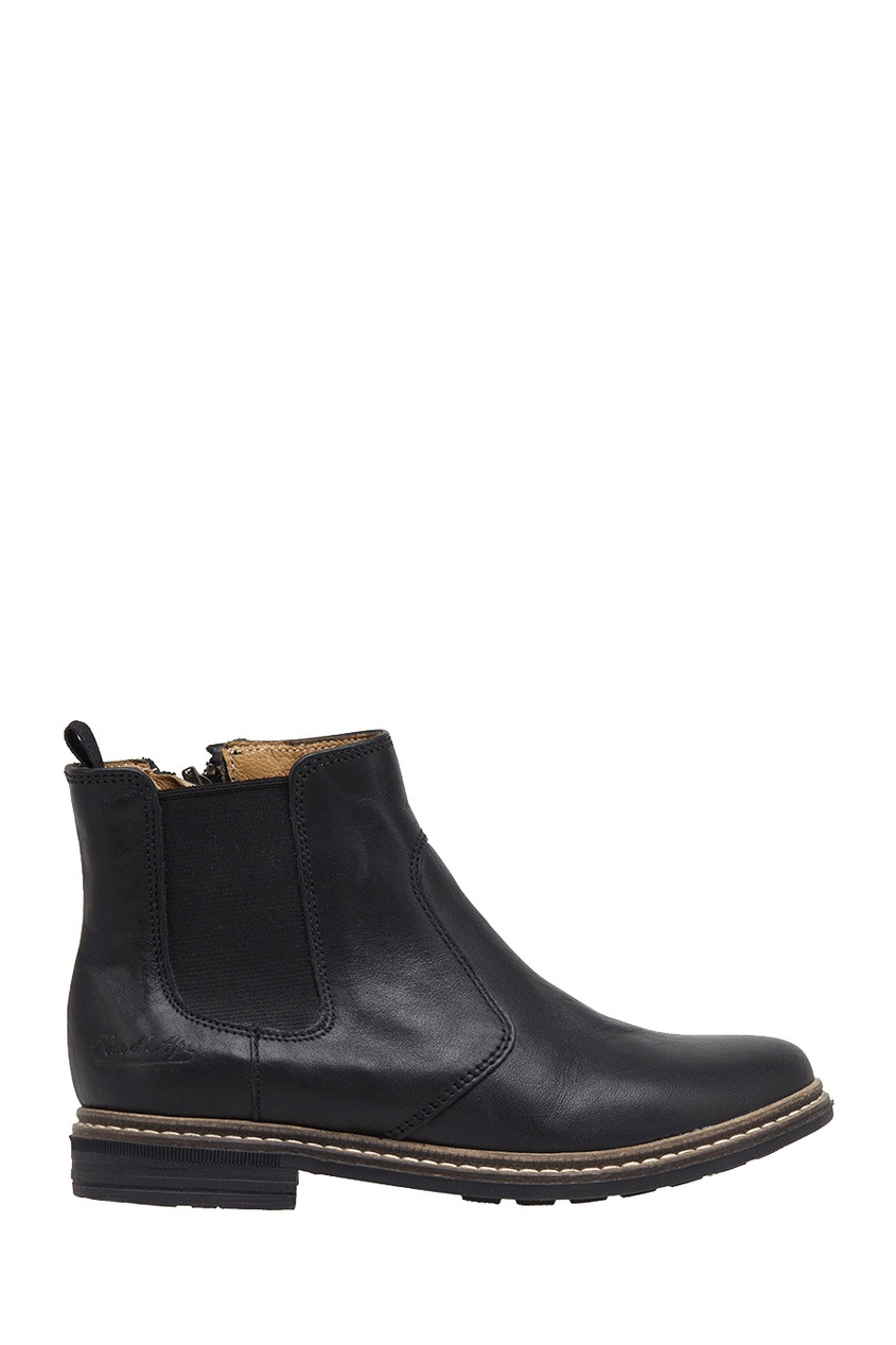 Pom D'Api Кожаные ботинки-челси Brother ботинки кожаные с кисточками