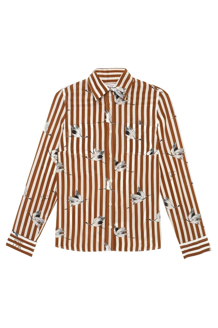 Шелковая блузка Potente