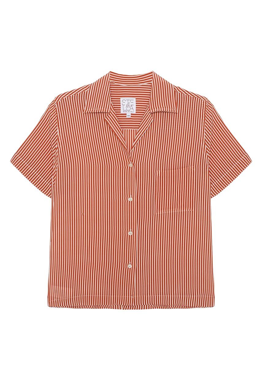 Хлопковая рубашка Benestante