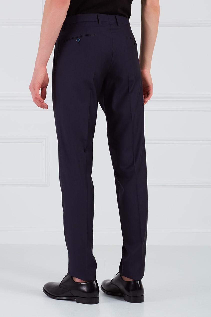 костюм с короткими штанами dolce & gabbana костюм с короткими штанами Dolce&Gabbana Костюм-тройка из шелка и шерсти