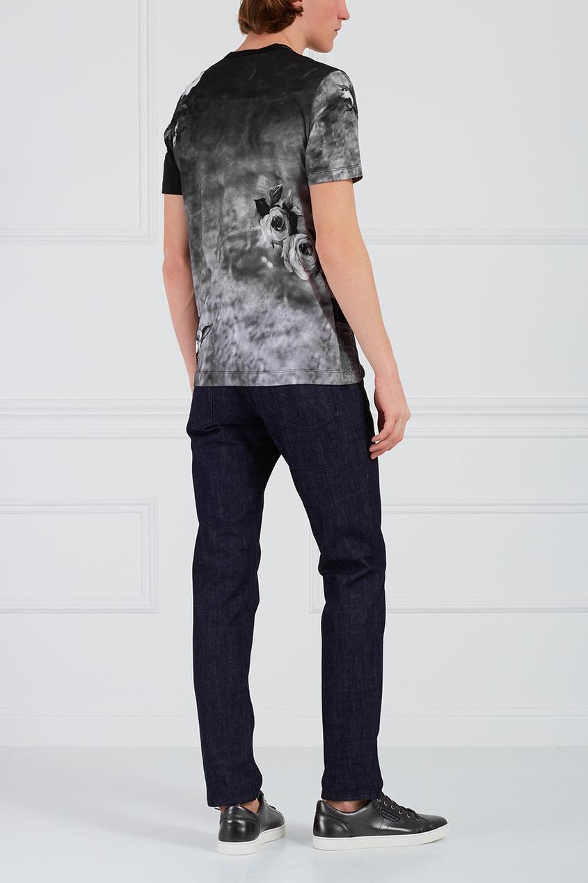 Dolce&Gabbana Хлопковая футболка