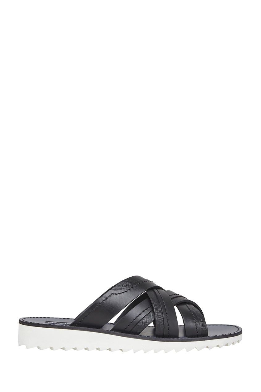 Dolce&Gabbana Кожаные сандалии