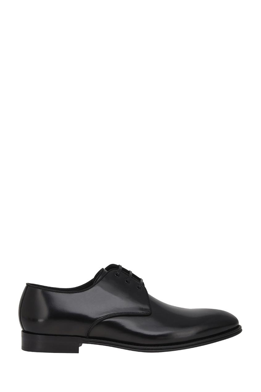 Dolce&Gabbana Кожаные туфли