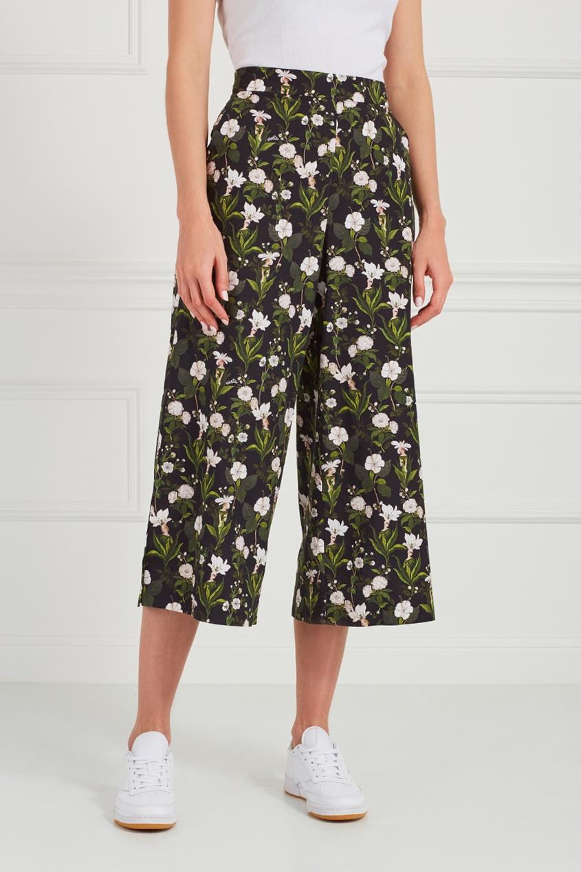 Хлопковые брюки Tordo