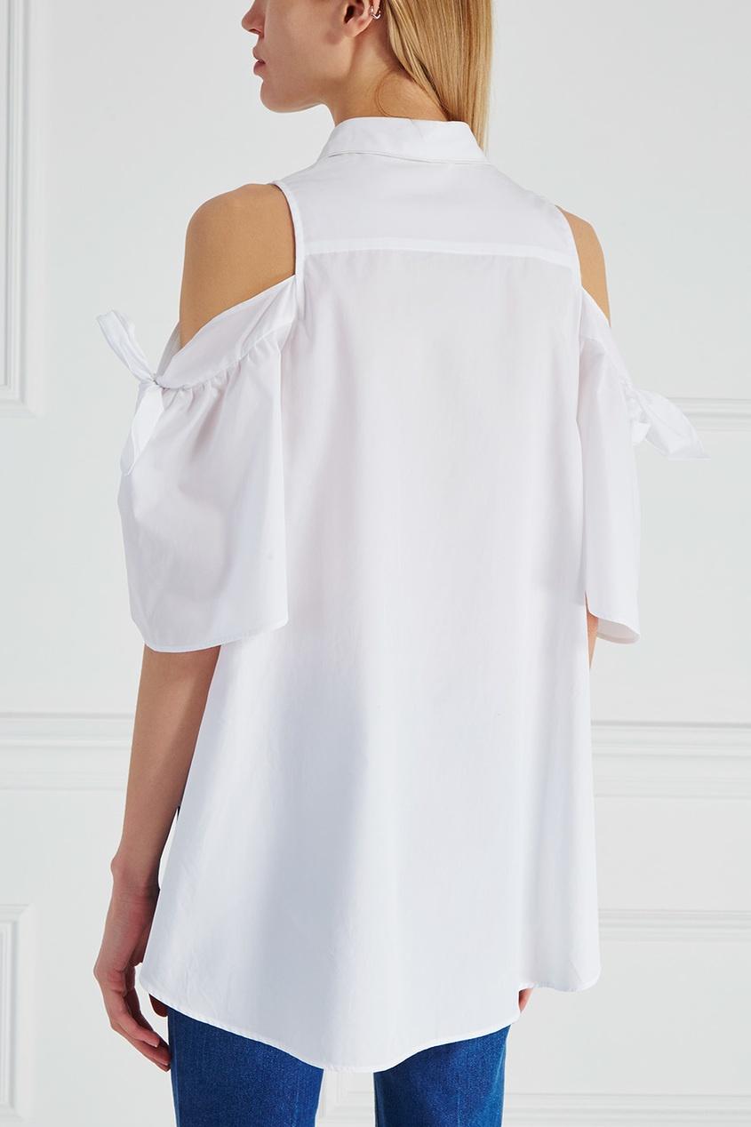 Vivetta Хлопковая блузка Ermellino