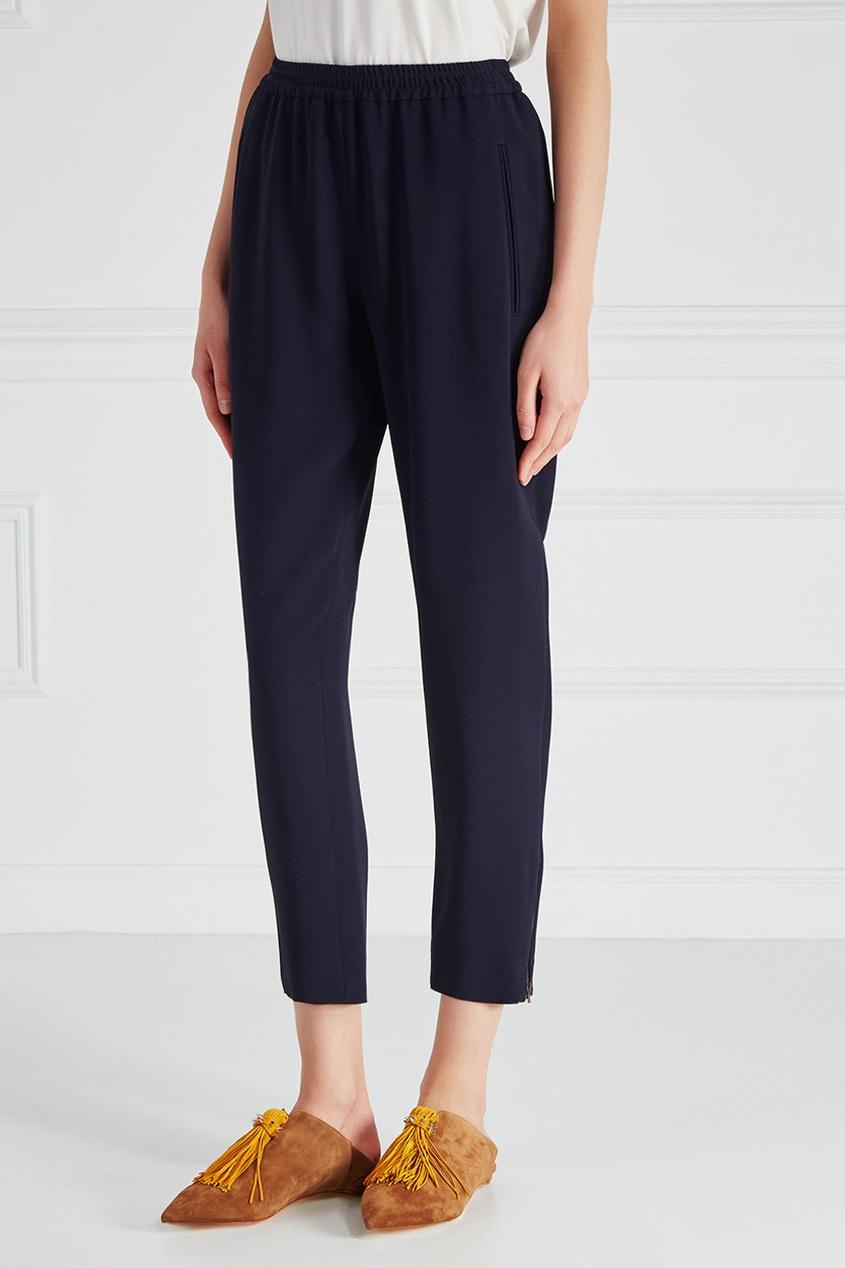 Stella McCartney Однотонные брюки