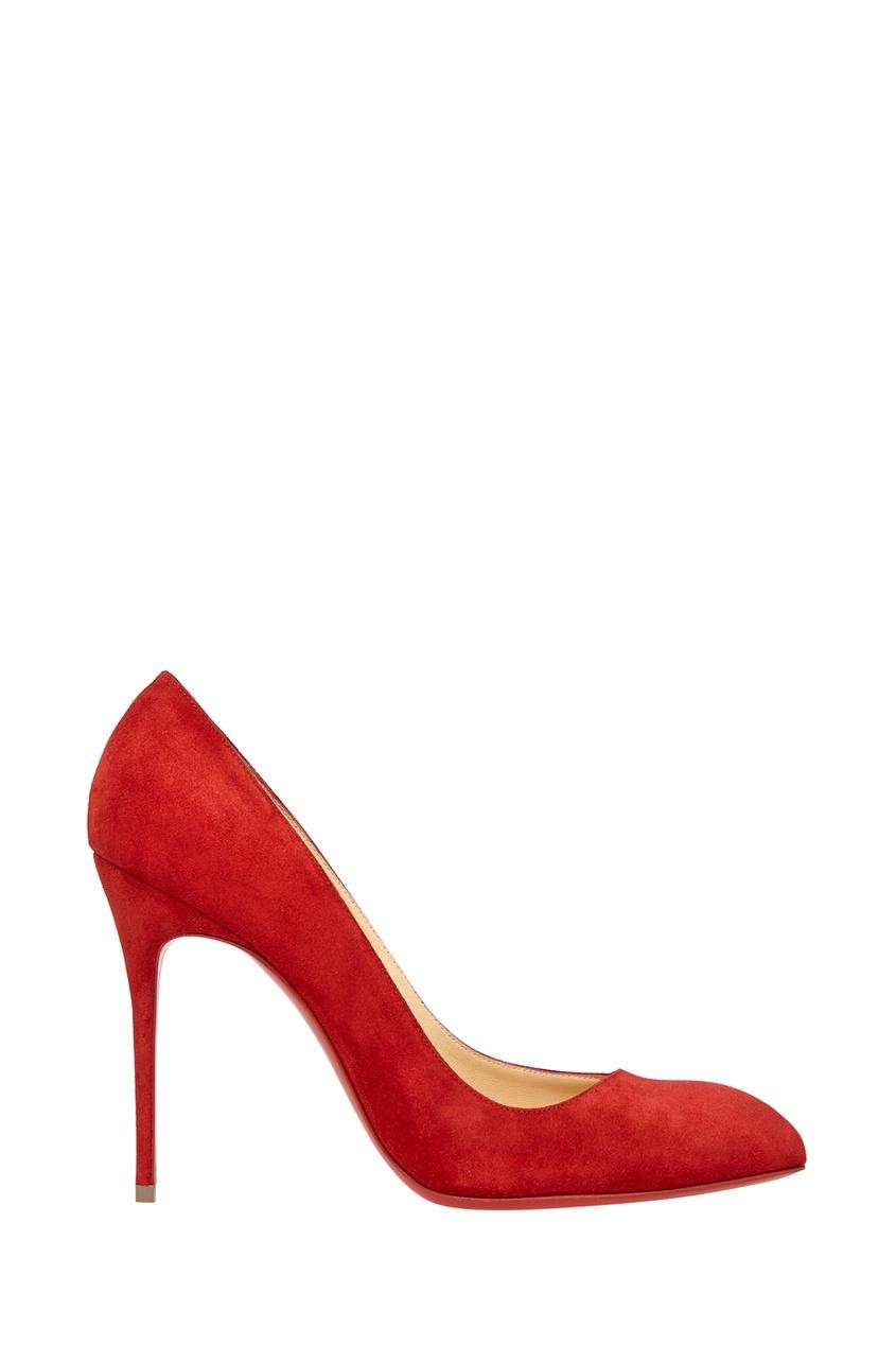 Замшевые туфли Cornellie 100
