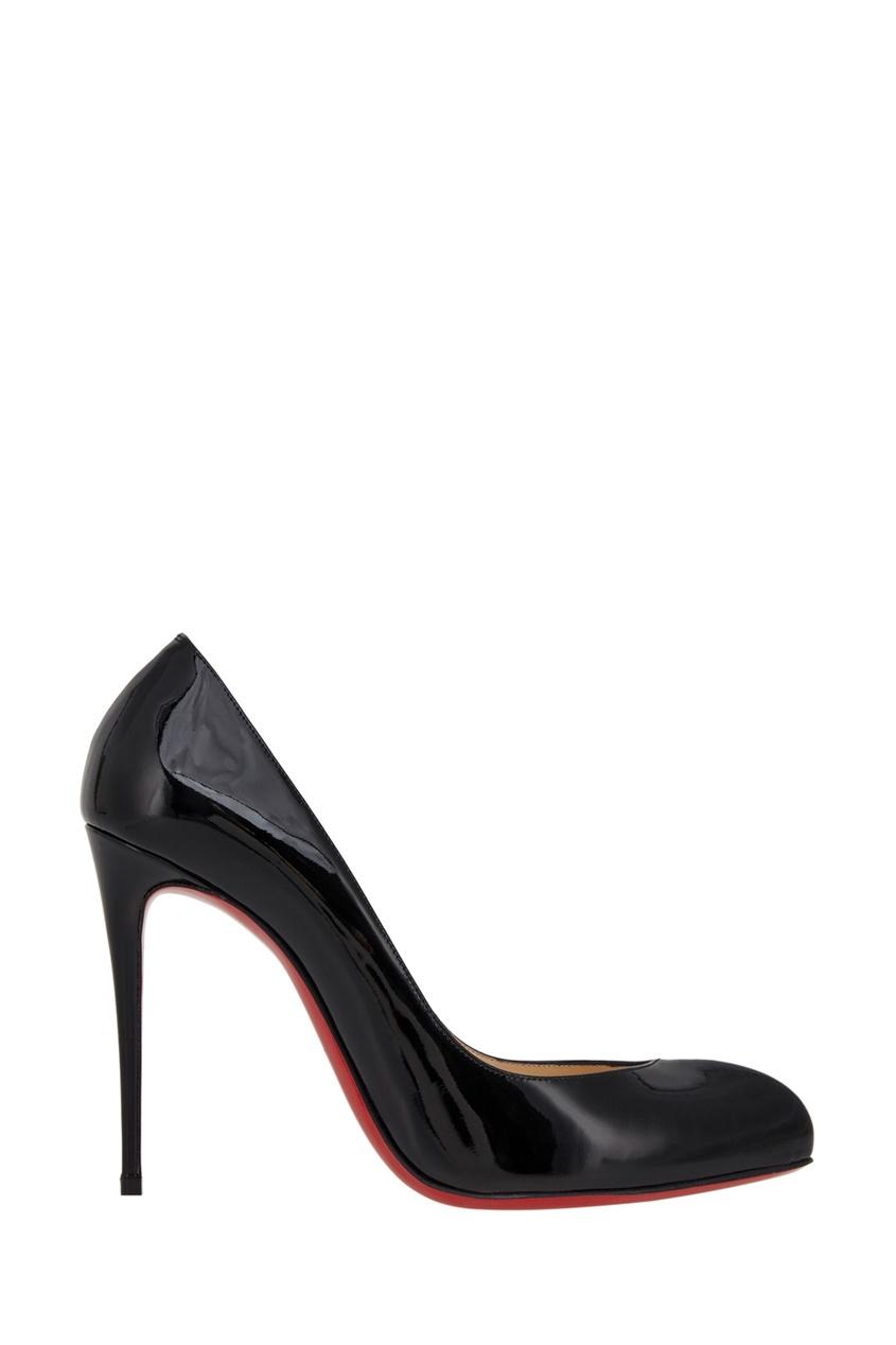 Кожаные туфли Breche 100