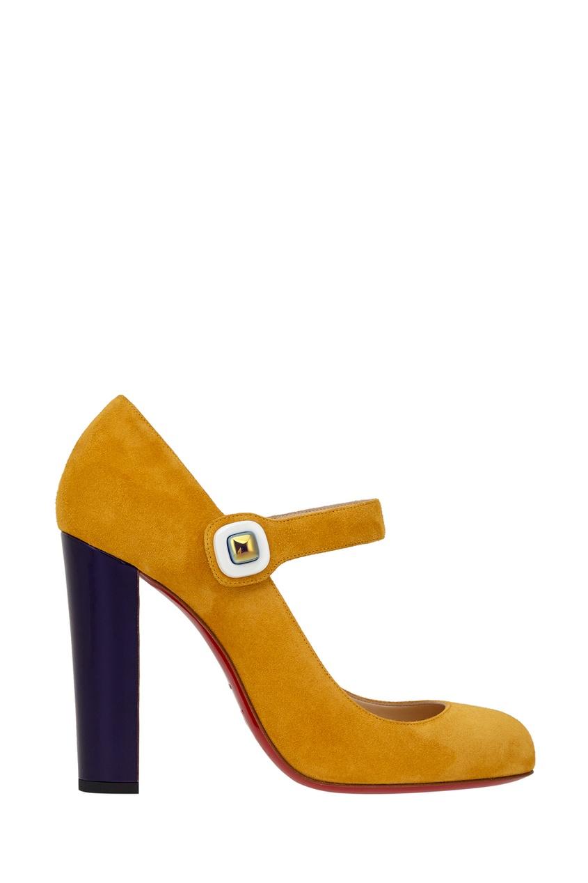 Замшевые туфли Bibaba 100
