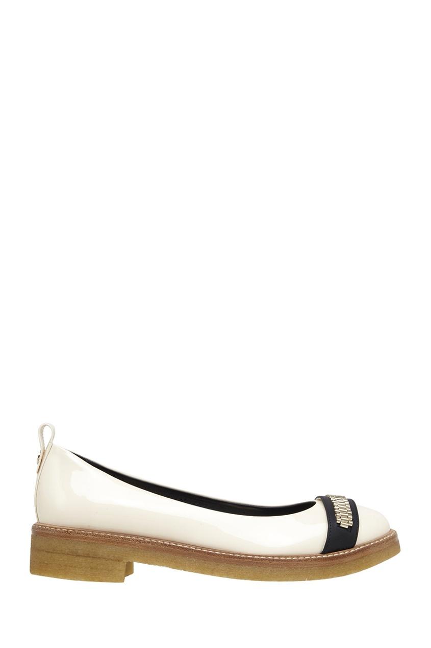 Кожаные туфли Mila Lanvin