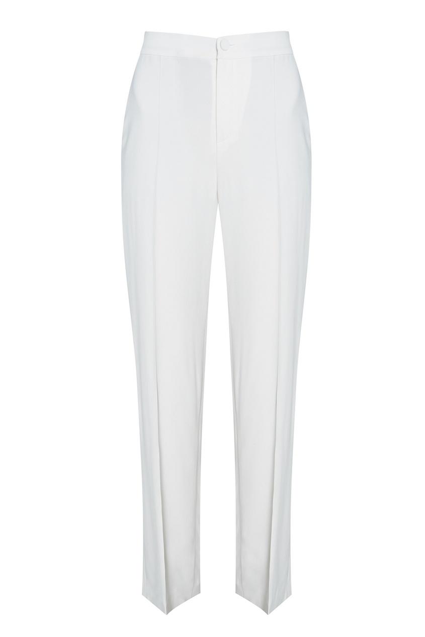 Lanvin Однотонные брюки