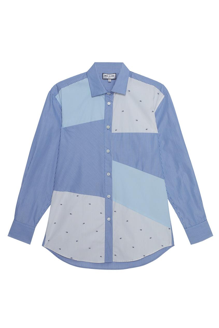 Paul & Joe Хлопковая рубашка