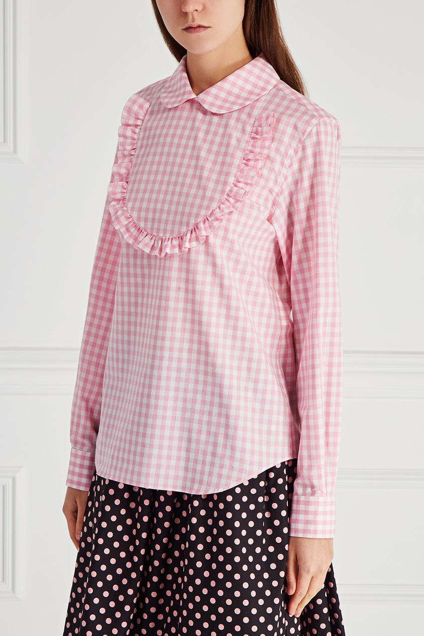 Comme Des Garcons Girl Хлопковая блузка