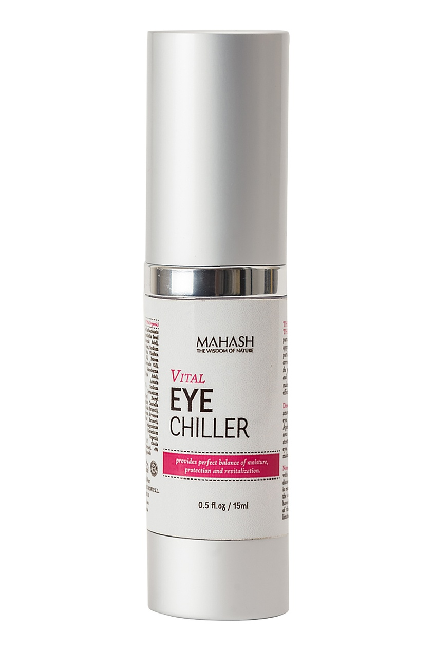 Mahash Кондиционер для кожи вокруг глаз Vital Eye Chiller 15 ml declare восстанавливающий гель для кожи вокруг глаз с массажным эффектом perfect eye fluid 15 мл
