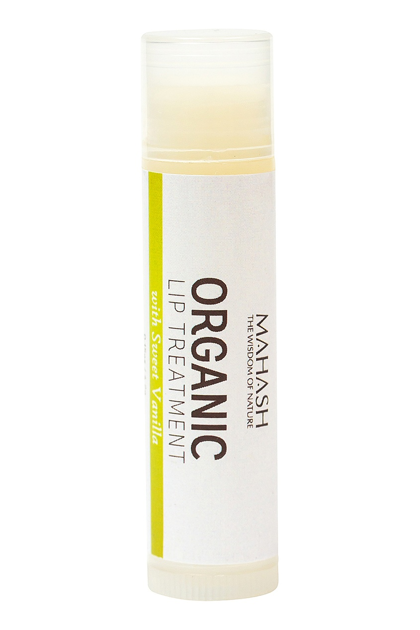 Бальзам для губ Organic Lip Treatment Sweet Vanilla 4,2 г