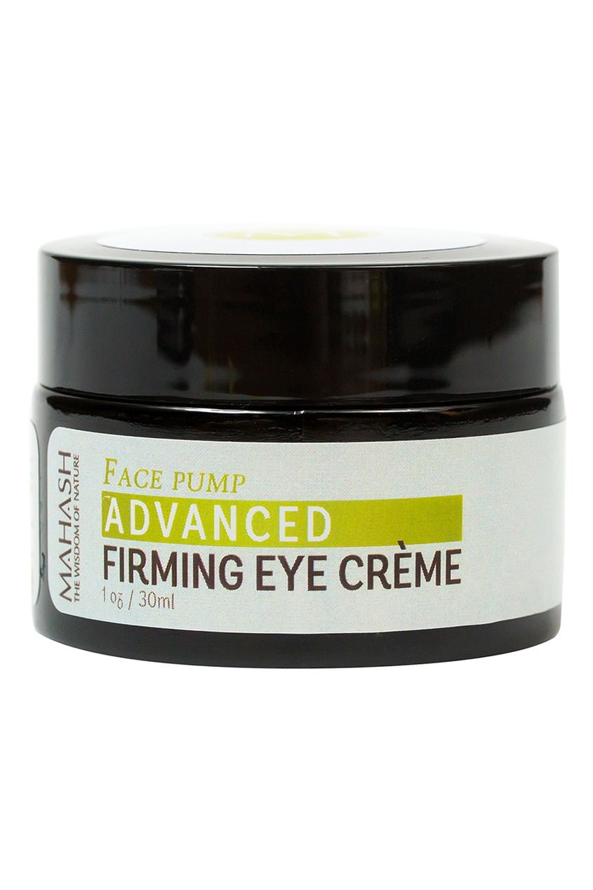 Mahash Крем для кожи вокруг глаз Face Pump Firming Eye Crème 30 ml крем для ног mahash dancing feet intensive therapy foot crème объем 120 мл