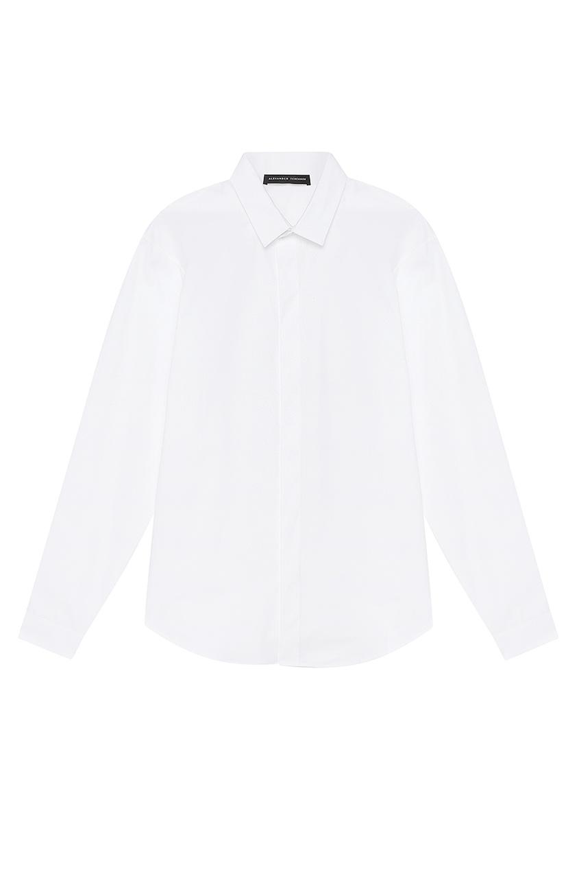 Alexander Terekhov Хлопковая рубашка