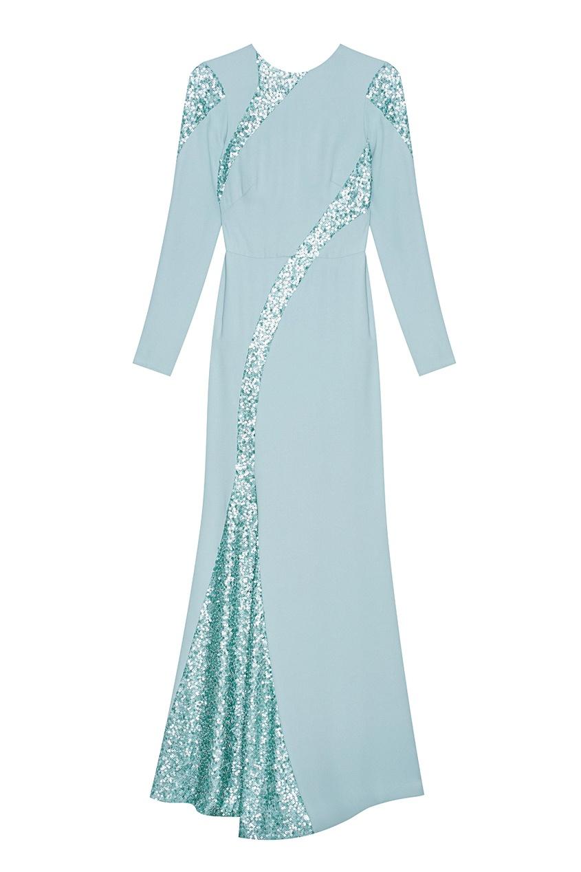 Платье со шлейфом купить