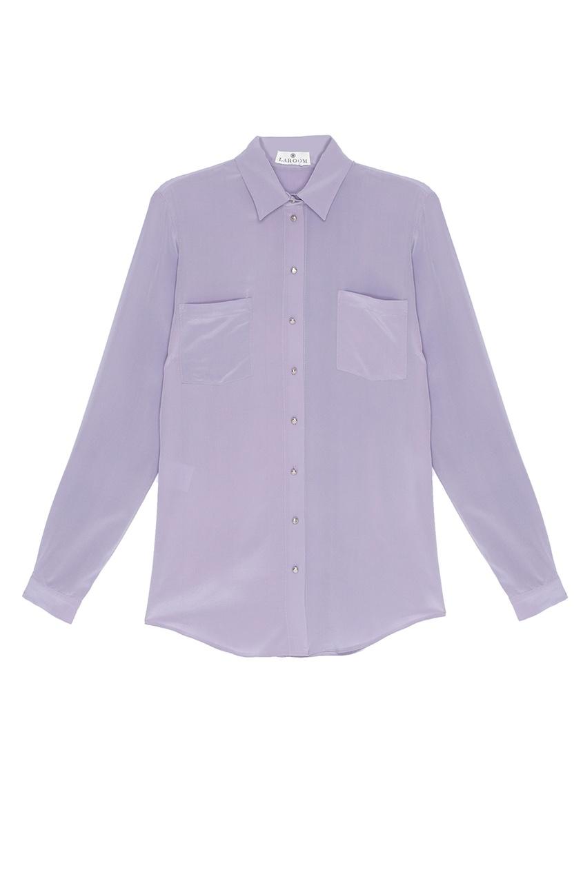 LAROOM Шелковая рубашка